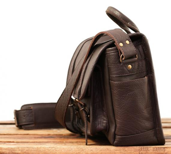 LePetit Reporter - Dark Brown
