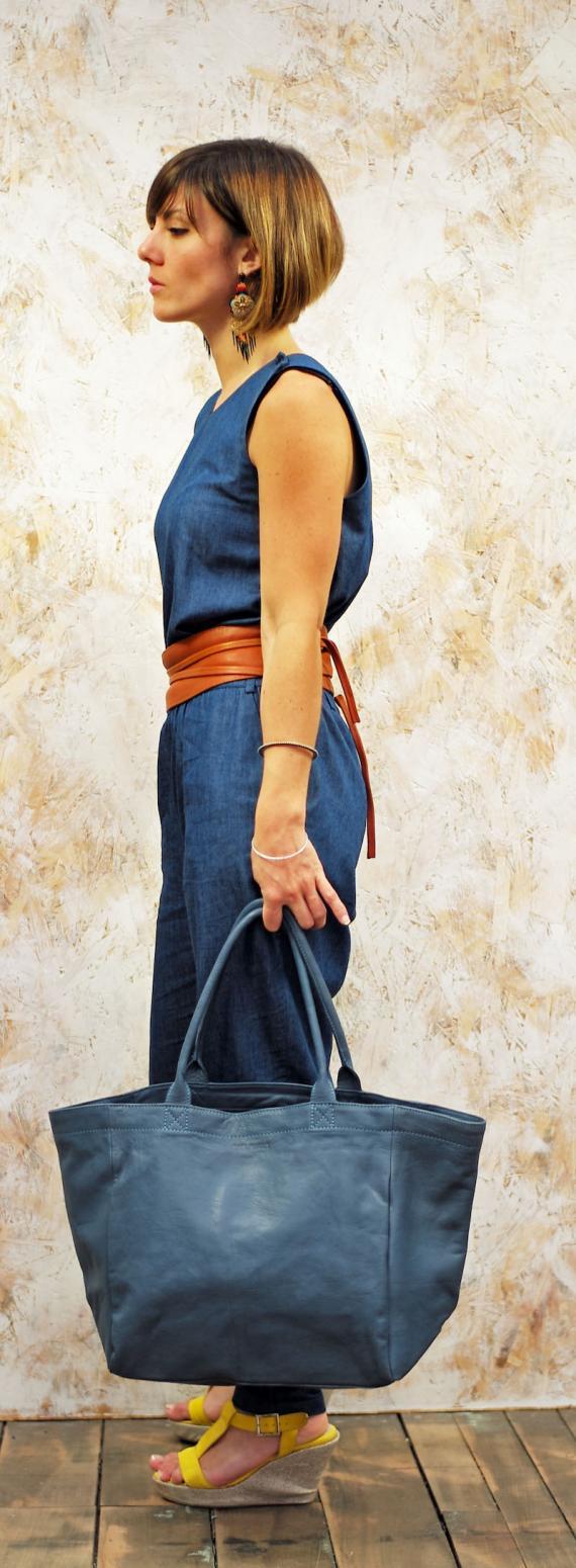 MonPartenaire M - Bleu délavé