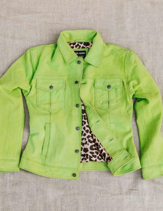 LeNuméro 1 M - Vert Chartreuse