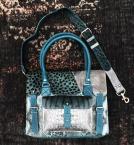 LeRive Gauche M Chimère - Bleu Piscine / Argenté