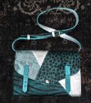 L'Indispensable Chimère - Bleu Piscine / Argenté