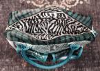 LeDandy Chimera - Pool Blue / Silver
