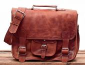 LeCartable L - Light Brown