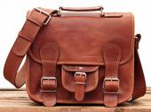LeCartable S - Light Brown