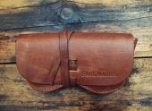 The Glasses case - Light Brown