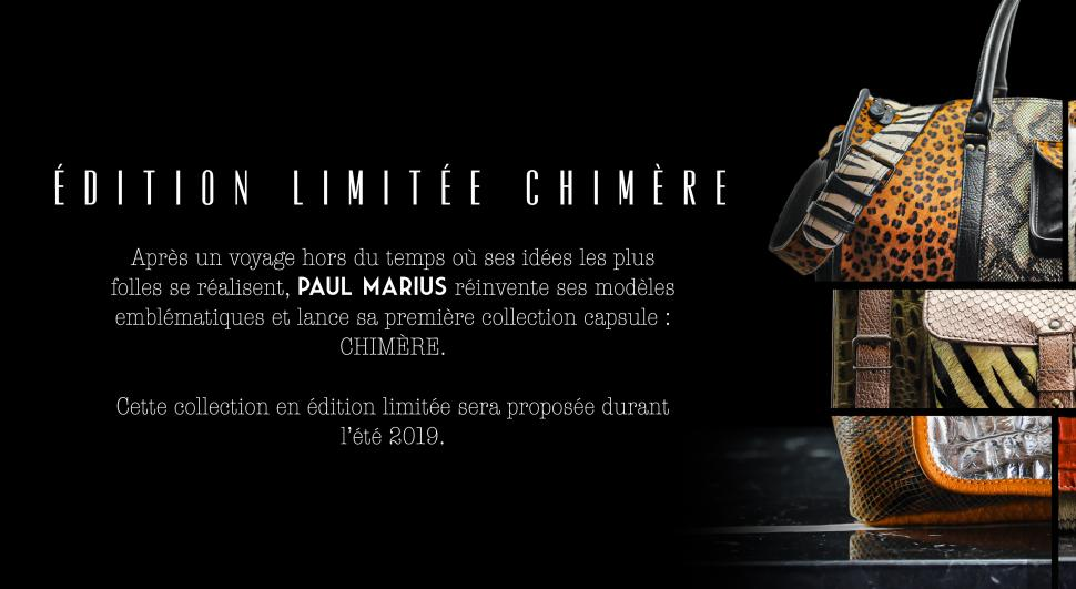 THE CHIMERA COLLECTION - LIMITED EDITION