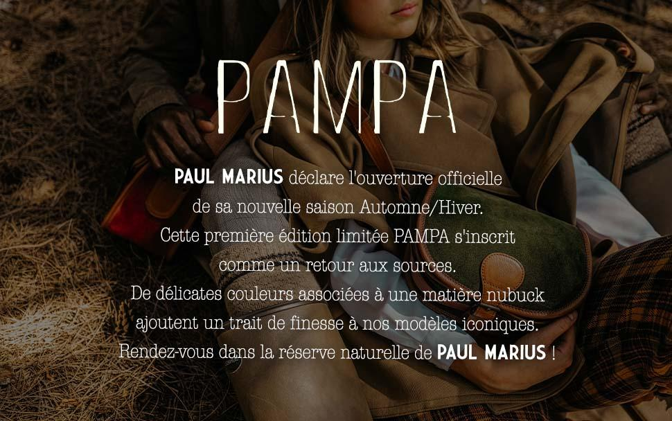 THE PAMPA COLLECTION - LIMITED EDITION