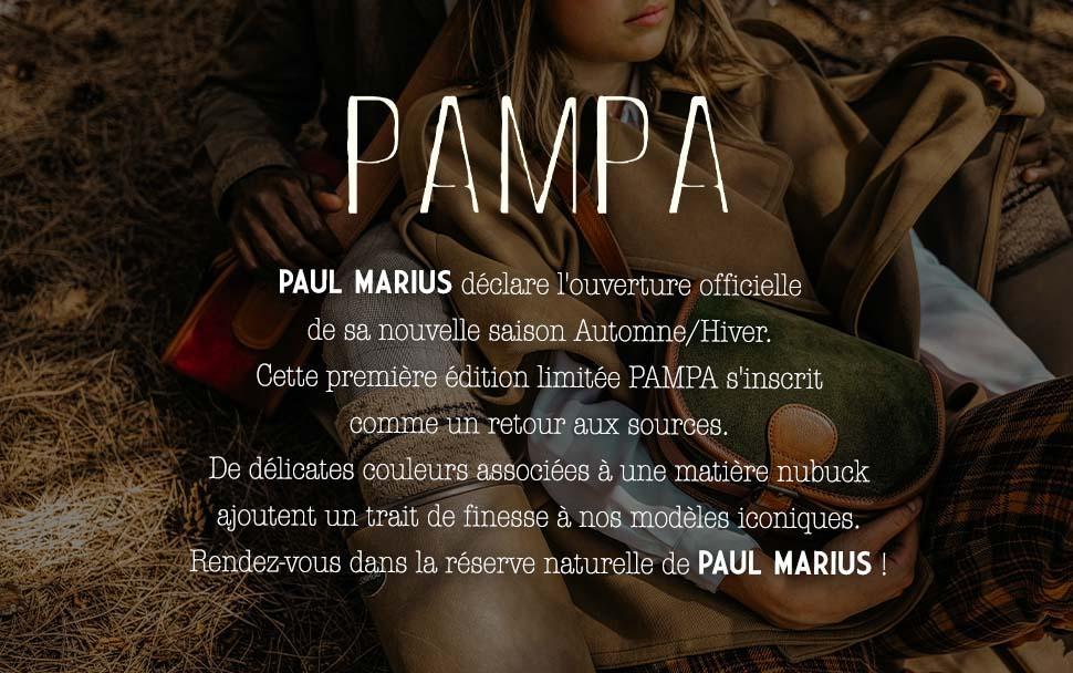 LA COLLECTION PAMPA - EDITION LIMITEE