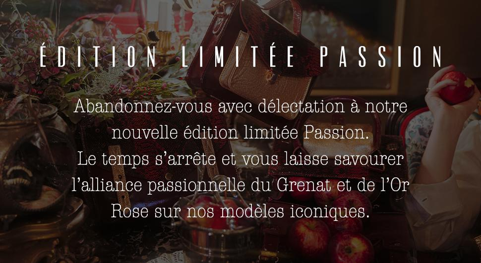 PASSION COLLECTION - LIMITED EDITION