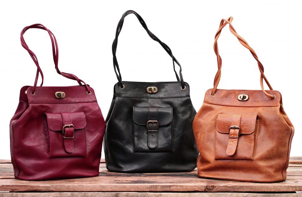 Vente de sacs à main en cuir de style vintage pour femme