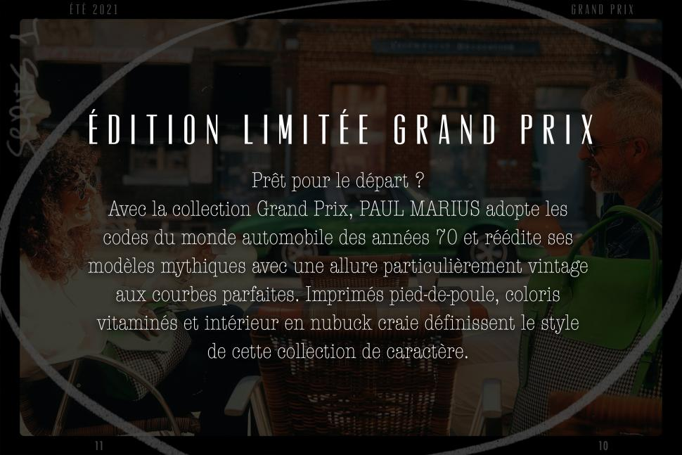 THE GRAND PRIX COLLECTION - LIMITED EDITION