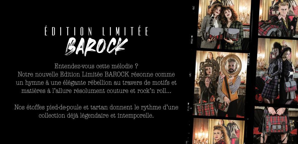 LA COLLECTION BAROCK - ÉDITION LIMITÉE