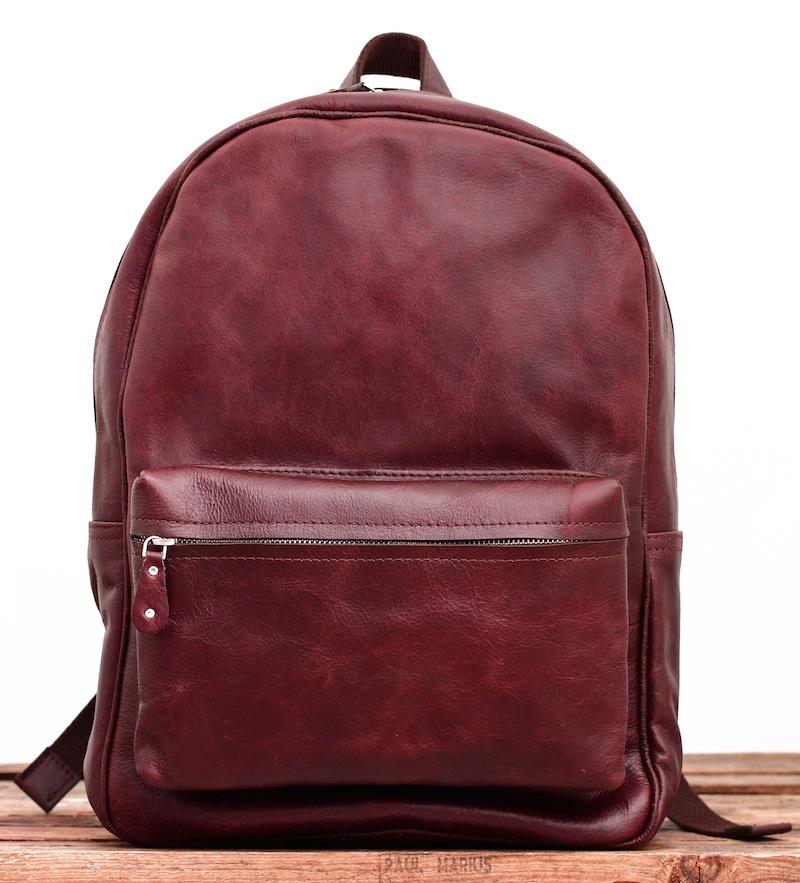 paulmarius notre gamme de sacs dos en cuir style. Black Bedroom Furniture Sets. Home Design Ideas